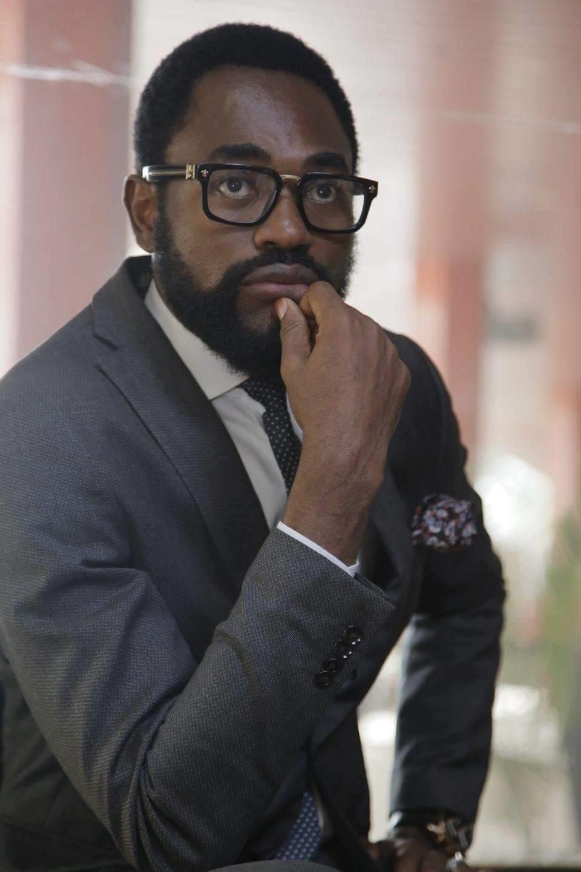 Ambassador David James Egwu