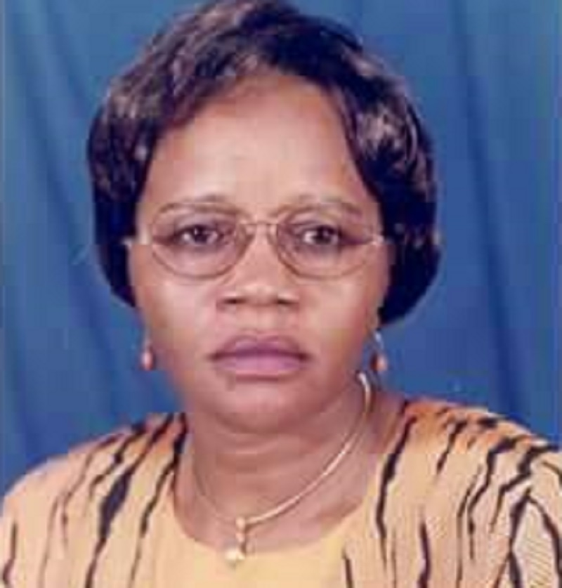 The late Margaret Achieng Jomeh