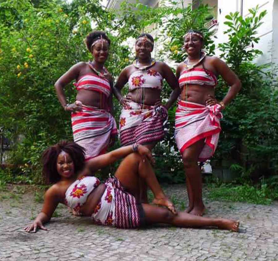 Tembo Dancers set to thrill fans at Nigeria's Independence Day party in Berlin