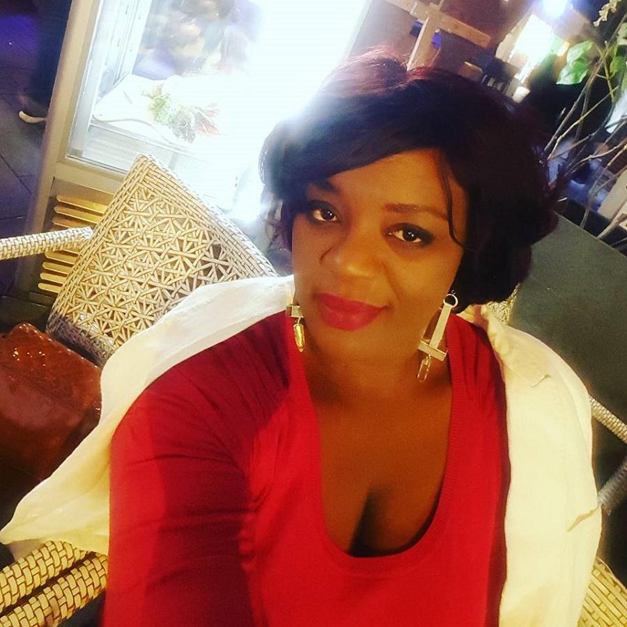 Ms Bibusa Washington Wißemann, a successful African entrepreneur in Germany