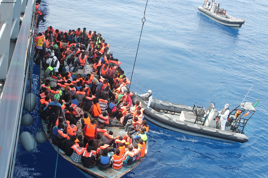 Boat-Migrants