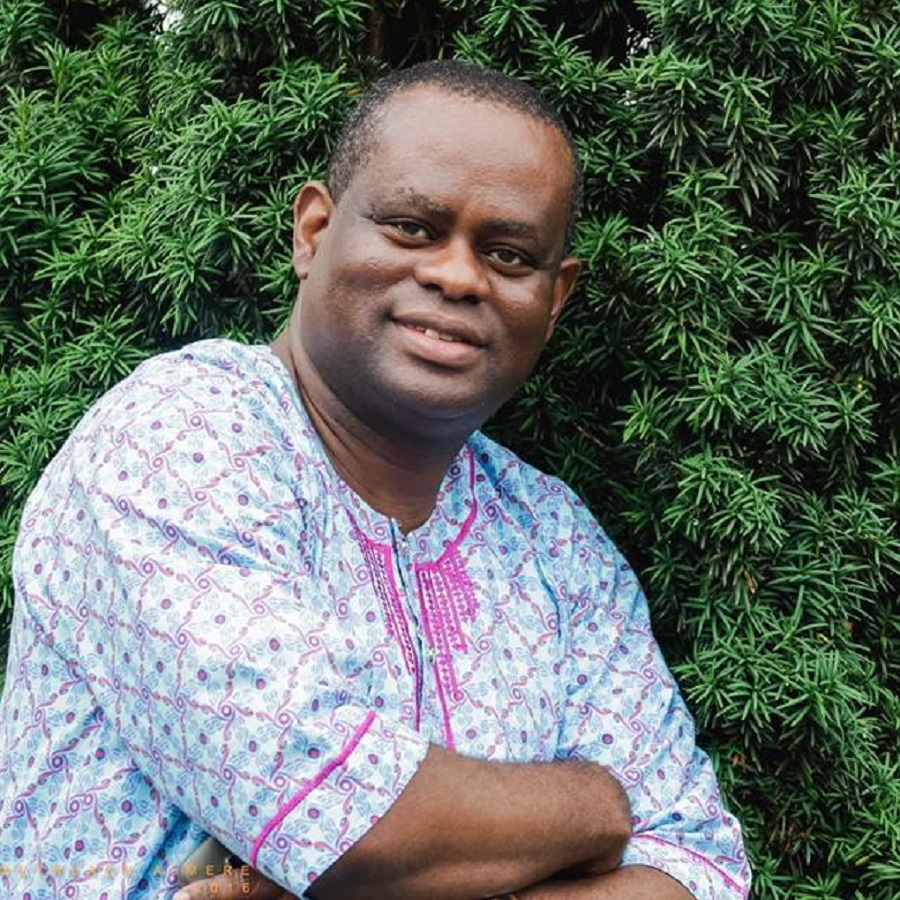 Elvis Iruh, the publisher of the Voice and founder of the Voice Achievers Award