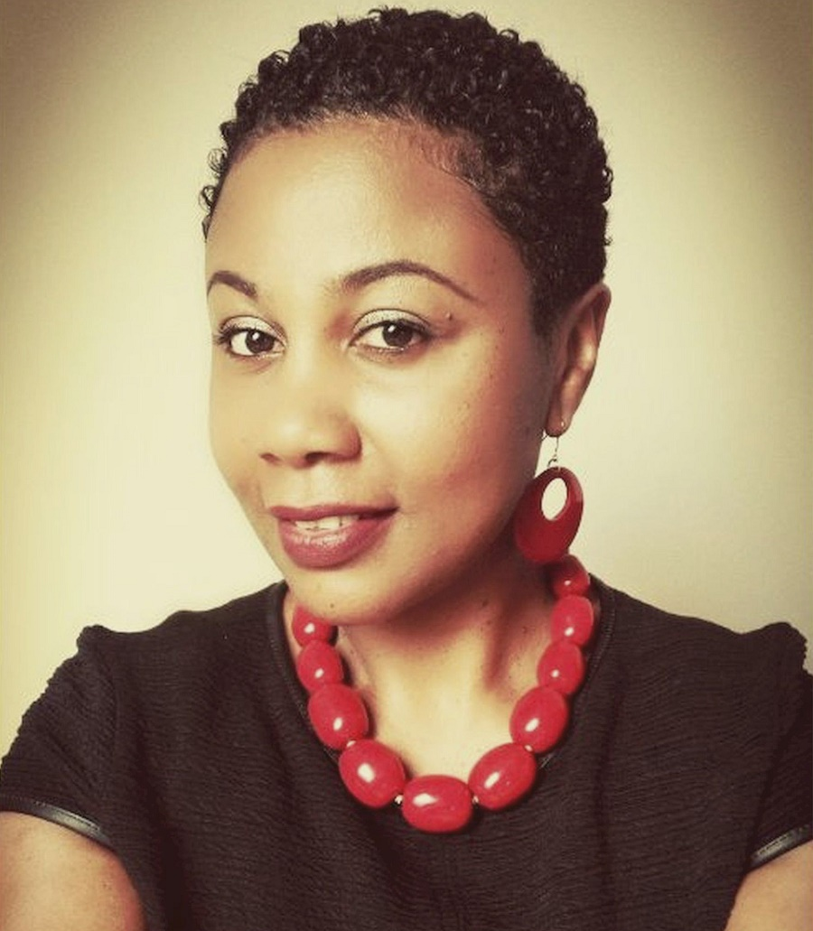 "Ms Gloria D. Gonsalves, the author of ""Lamellia: The Kingdom of Mushrooms"""