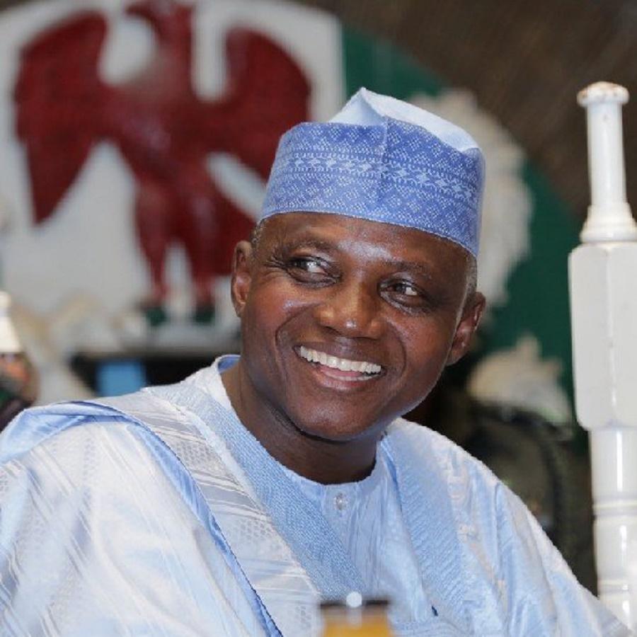 Mallam Garba Shehu, spokesman for Nigerian President Muhammadu Buhari