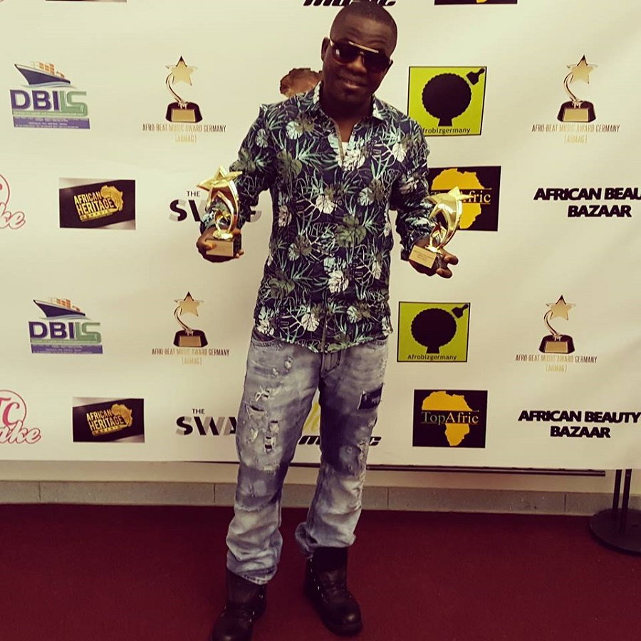 Sutflute carried home the Best Hiphop Song Award and The Best Producer Award