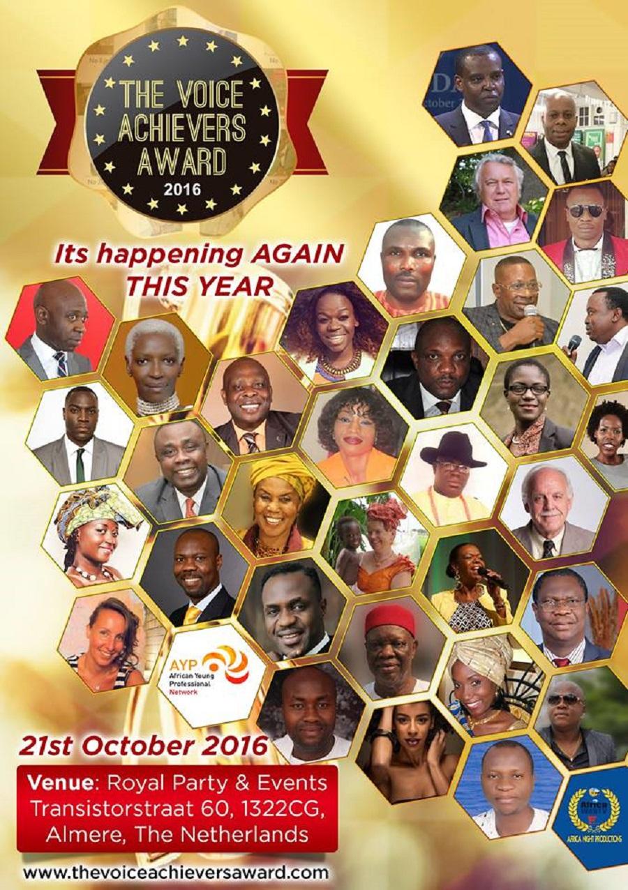 Voice-Achievers-Award
