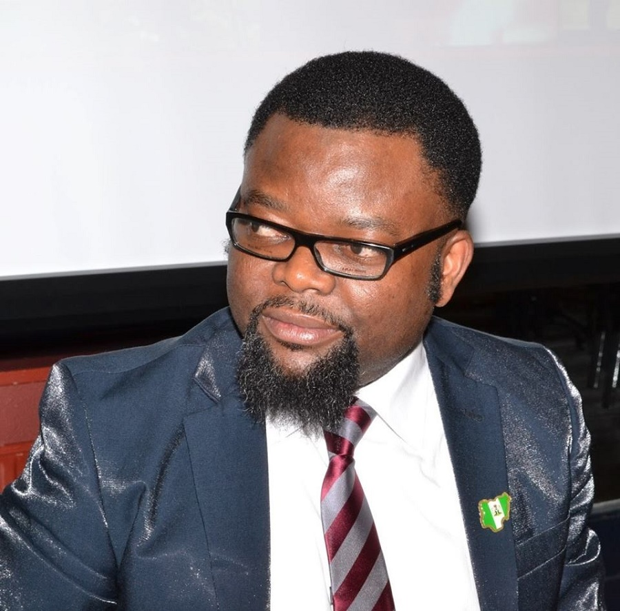 Comrade Sunny Ofehe, Founder and President of Hope for Niger Delta Campaign