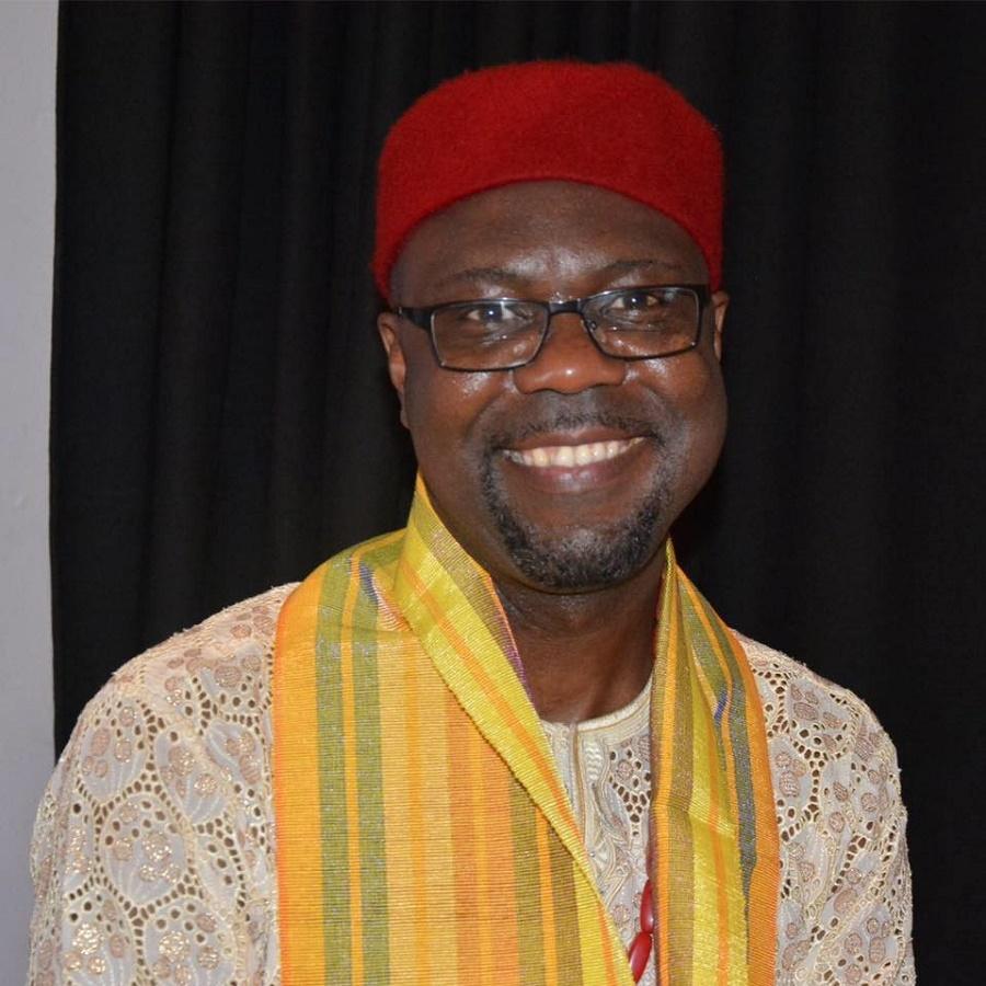 Mr Kenneth Gbandi, the new Chairman of Nigerians in Diaspora Organisation Europe (NIDOE)
