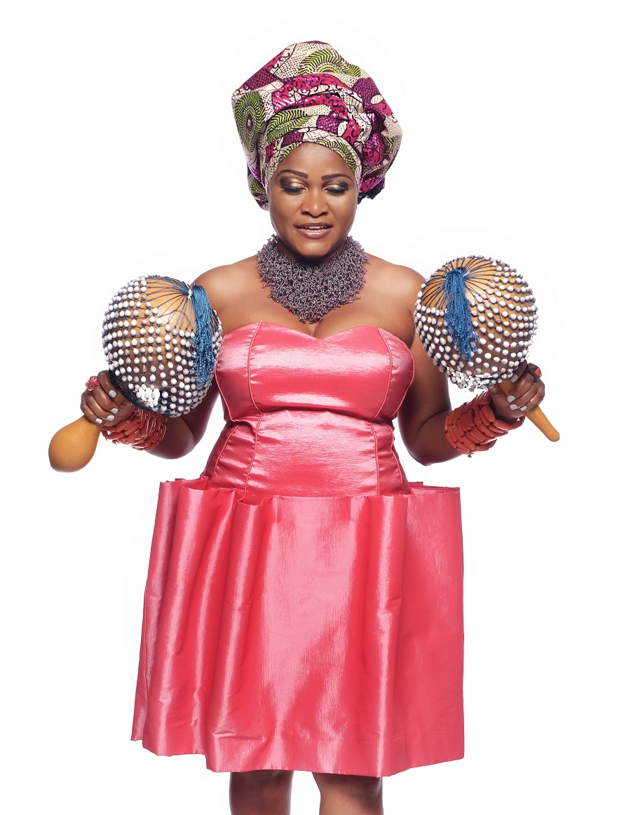 """Sonia Aimy says """"Merry Christmas-Buon Natale"""" is inspired by memories of her childhood during Christmas celebrations in Benin City, Nigeria."""