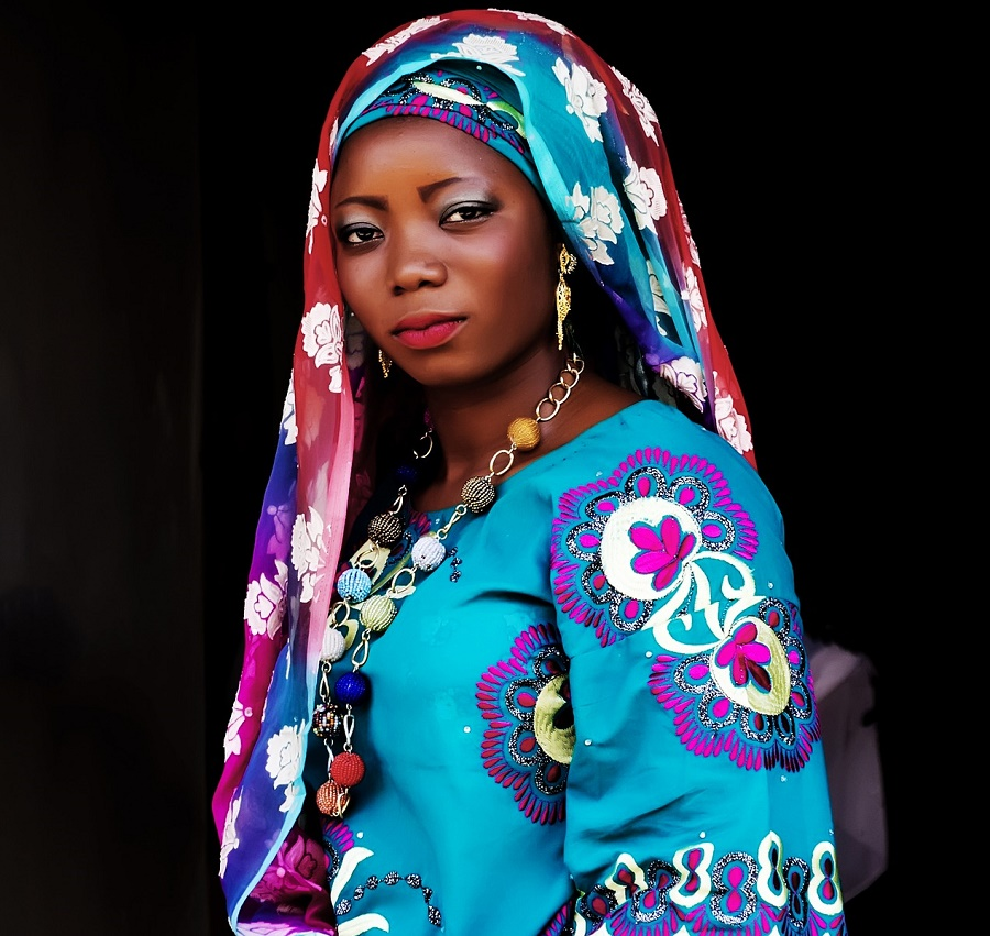 African-woman