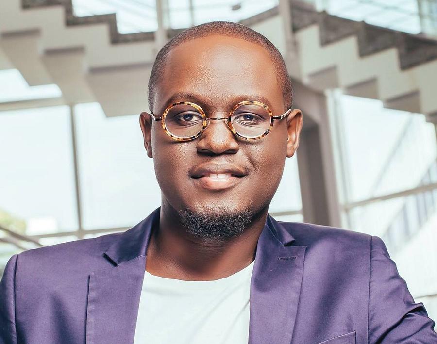 Mr Steve Odhiambo, an award-winning entrepreneur and innovator
