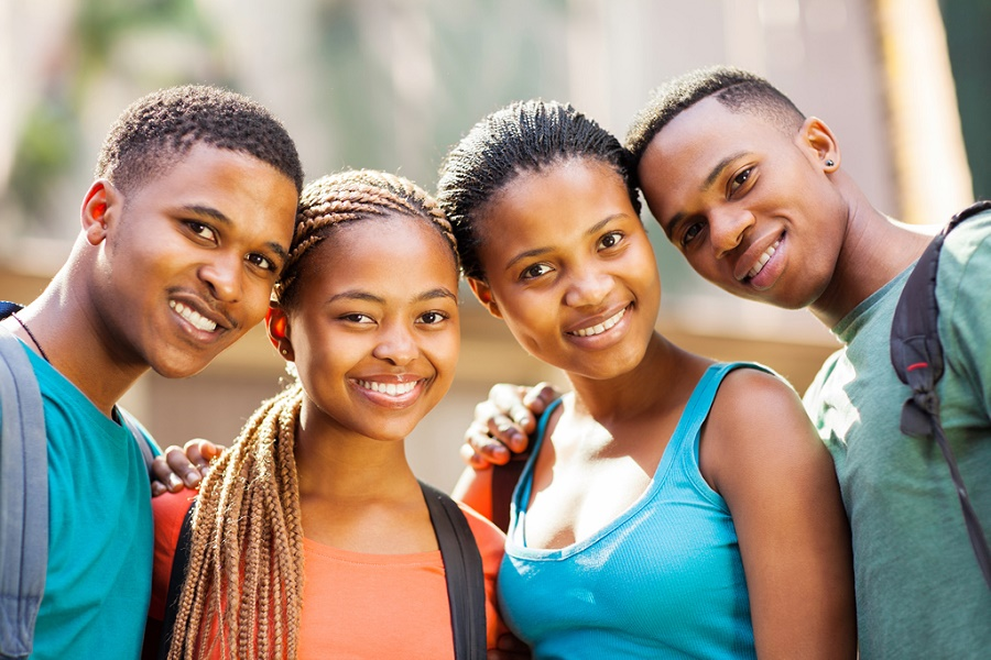 The African youth will have the opportunity to discover their own identity and come to terms with life in Germany. ©AfricanTide