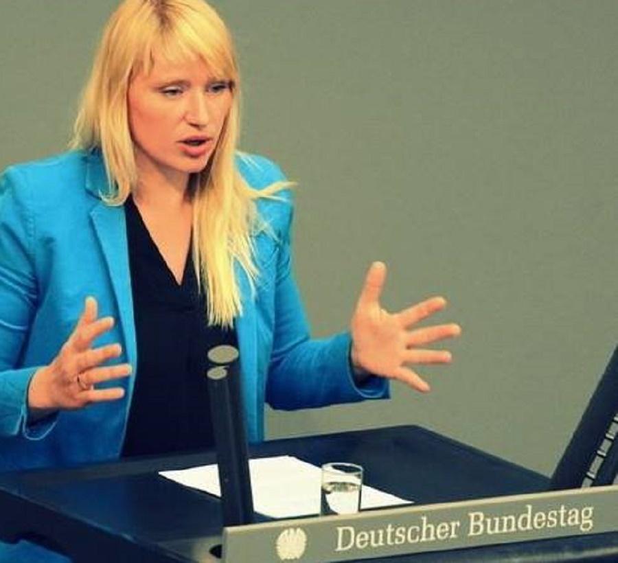 Green Party Bundestag member Luise Amtsberg
