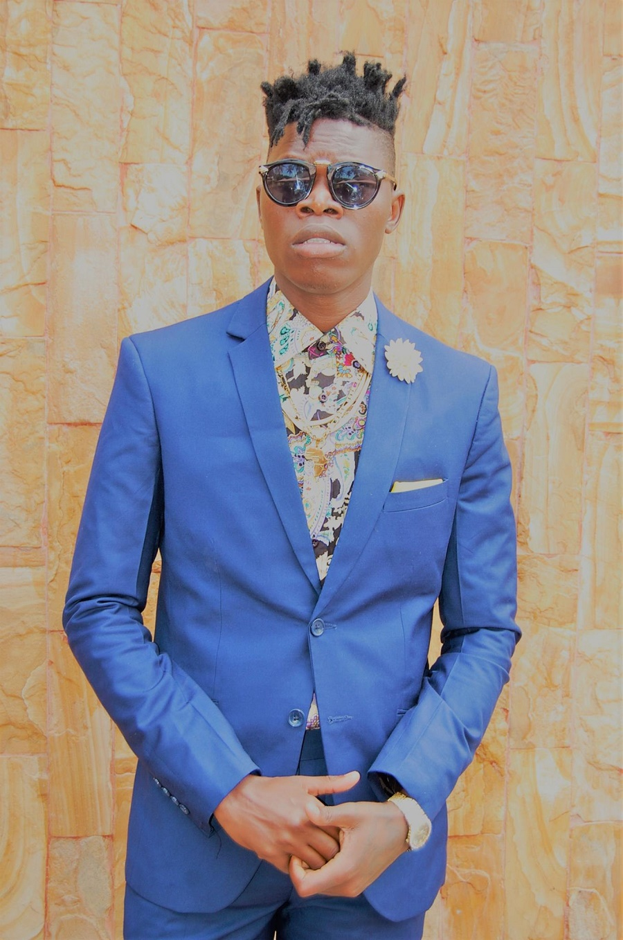 Vicmass LuoDollar is grateful to his fans for their love and support