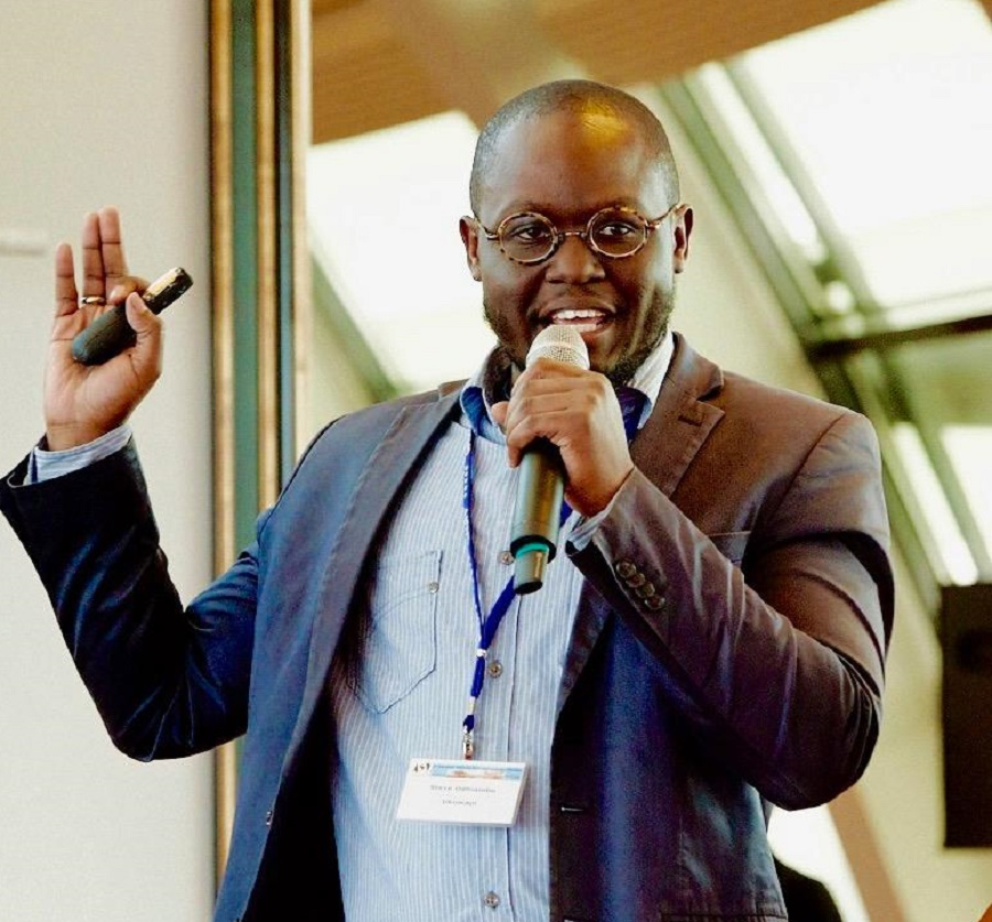 Mr Steve Odhiambo is convinced that Africans have the potential to create employment for other Africans by either starting or investing in Africa