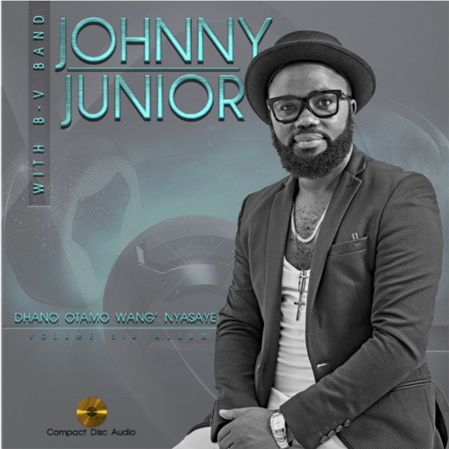 Johnny Junior - Dhano Otamo Wang' Nyasaye COver front