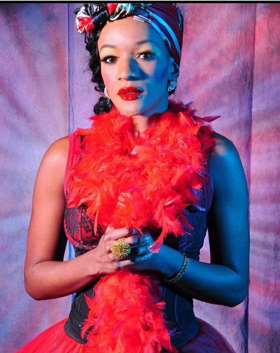 Kenya's Mistony will entertain the guests at Afrika Festival Tübingen