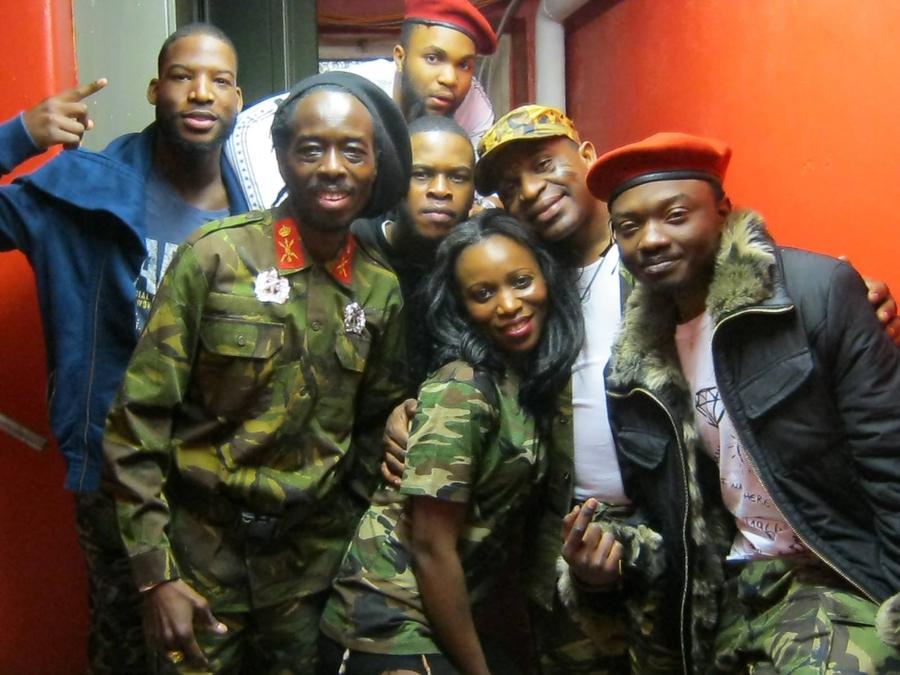 Ngoma Africa Band (Fanya Fujo Uone) set to thrill guests at Afrika Festival Tübingen with hot Kiswahili Rumba