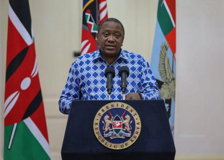 Kenya removes lockdown measures
