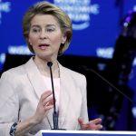 European Commission chief Ursula von der Leyen (Photo European Commission/Facebook)