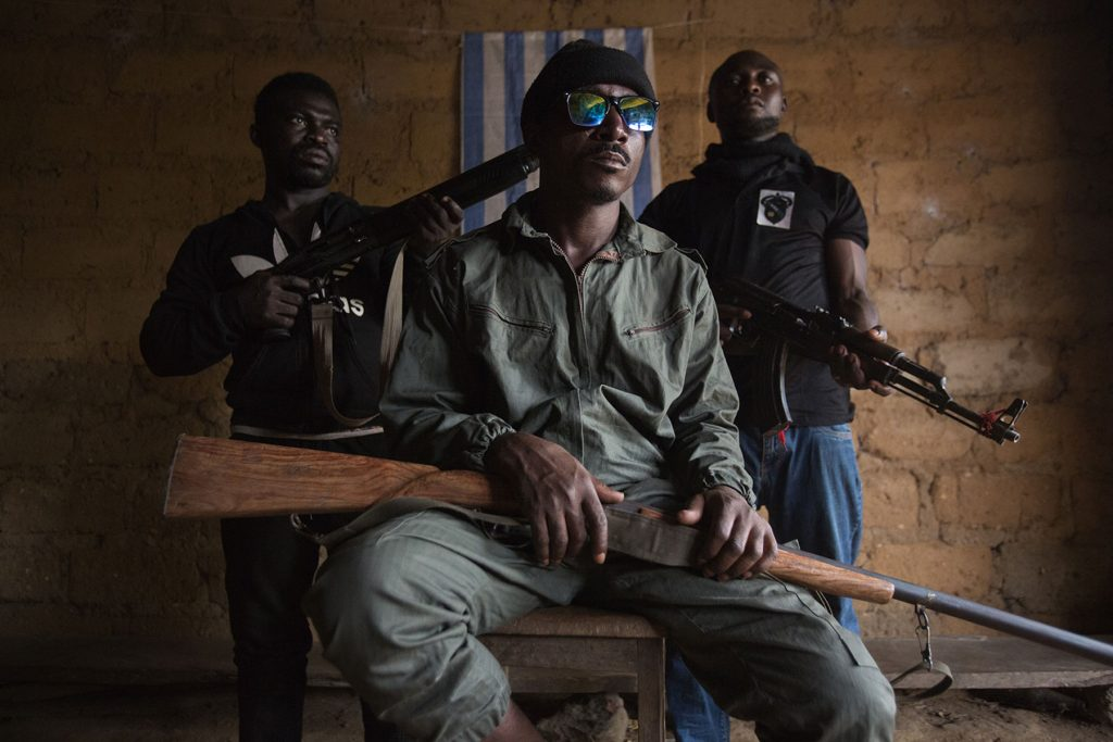 Cameroon urged to cease fire by Nobel Laureates