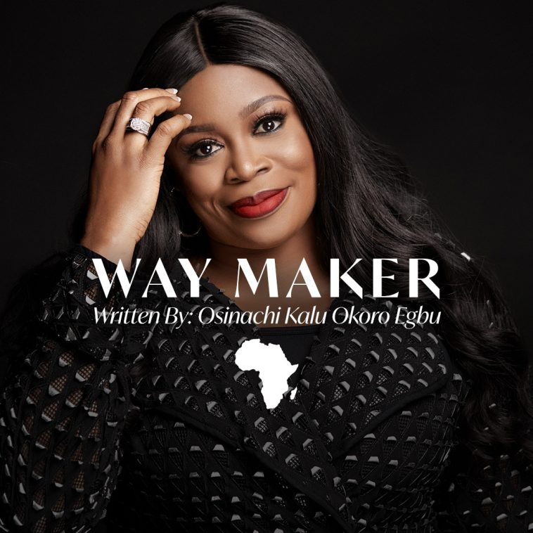 Nigerian gospel song 'Way Maker' making its' way to US top charts and  protests - Afronews