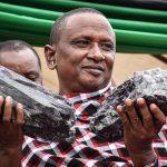 Tanzanian miner becomes millionaire overnight