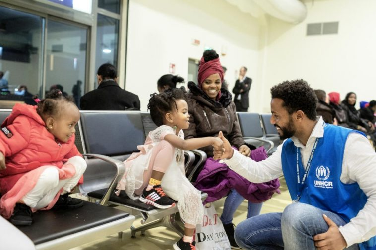 Refugees in Italy