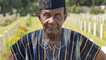 Ghana's WW2 veteran to be honoured by Queen