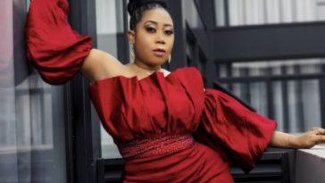 Nollywood actress Moyo Lawal