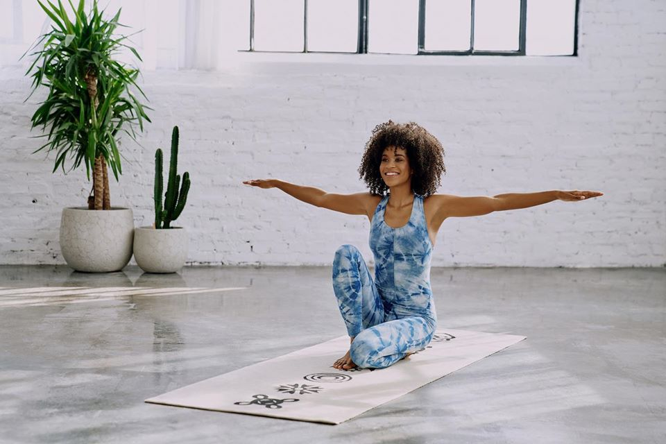 Luisa Konga African Yoga