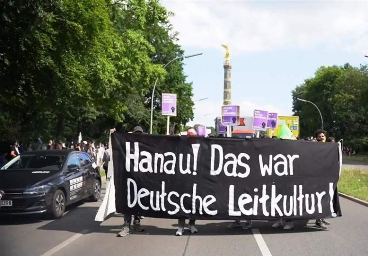 police brutality and racism in Germany