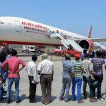 Kenyans stuck in India