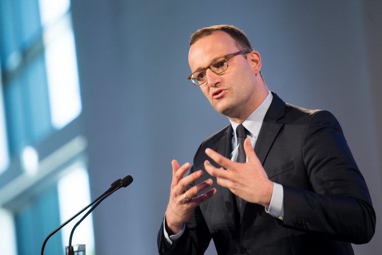 Jens Spahn tests positive for coronavirus