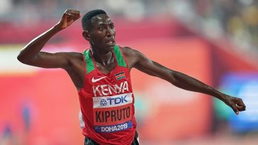 Conselsus Kipruto