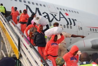 Nigerians returning from Europe face stigma and hardship on return