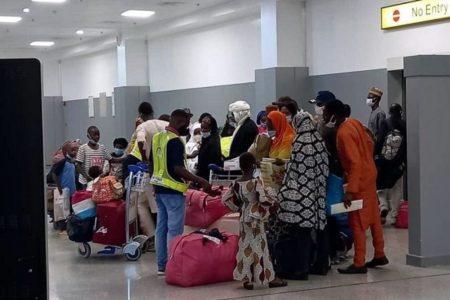 Nigerians stranded in Lebanon
