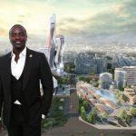 Akon city