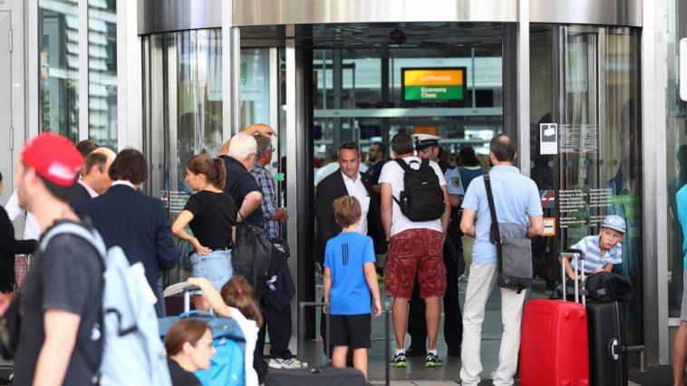 Germany travel warnings