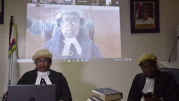 Nigerian man sentenced to death via zoom