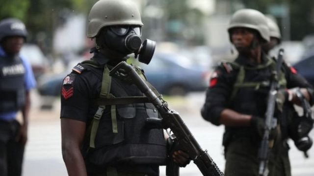 Nollywood director arrested over murder in Nigeria