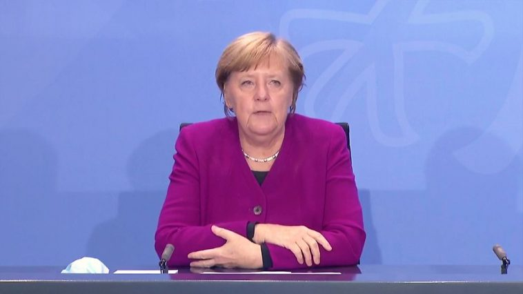 German Chancellor Angela Merkel urges all to respect the rules in this crucially important phase of the coronavirus pandemic. (Photo: Presse- und Informationsamt der Bundesregierung)
