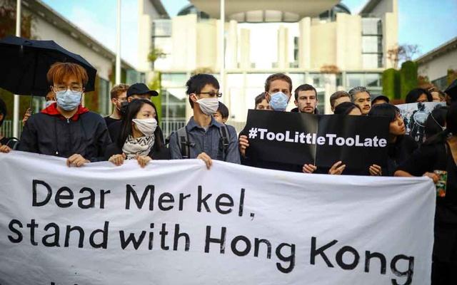 Hong Kong activist.