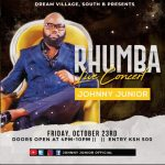 Kenya's Rumba Star Johnny Junior