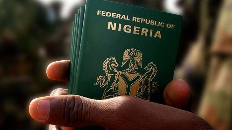 Nigerian government suspends 100 passports