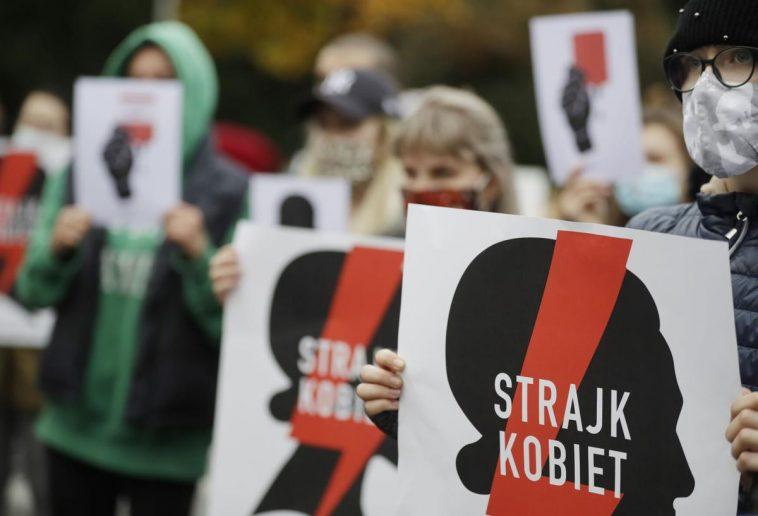 Women's strike in Germany