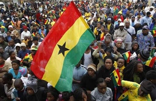 Ghana doesn't legally exist