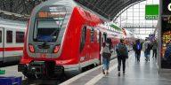 Deutsche Bahn Corona timetable