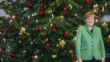 Angela Merkel Christmas