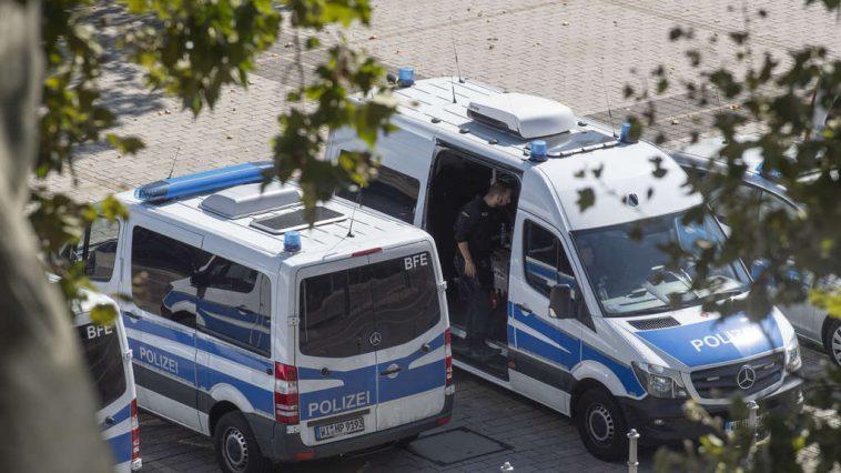 6.5 million euros stolen from German customs headquarters